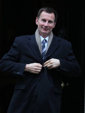 Politician Jeremy Hunt