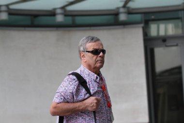 English disc jockey Tony Blackburn