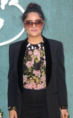 Actress  Salma Hayek
