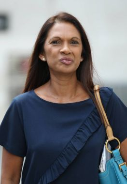 British-Guyanese business owner  Gina Miller