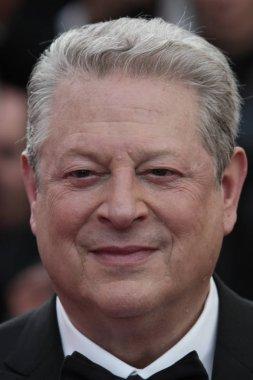 American politician Al Gore