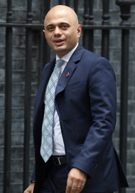 British politician Sajid Javid