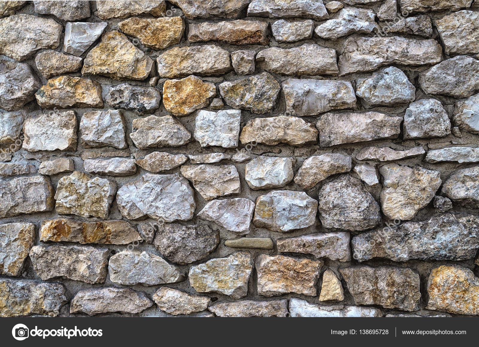 Muros de piedra natural elegant muro de entrada en piedra - Muros de piedra natural ...