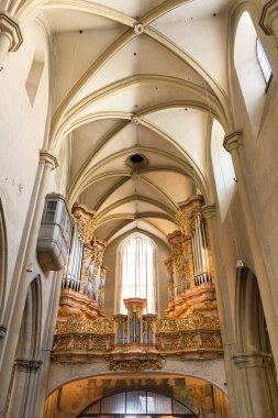 Organ inside St. Michael Church in Vienna Austria September 2017