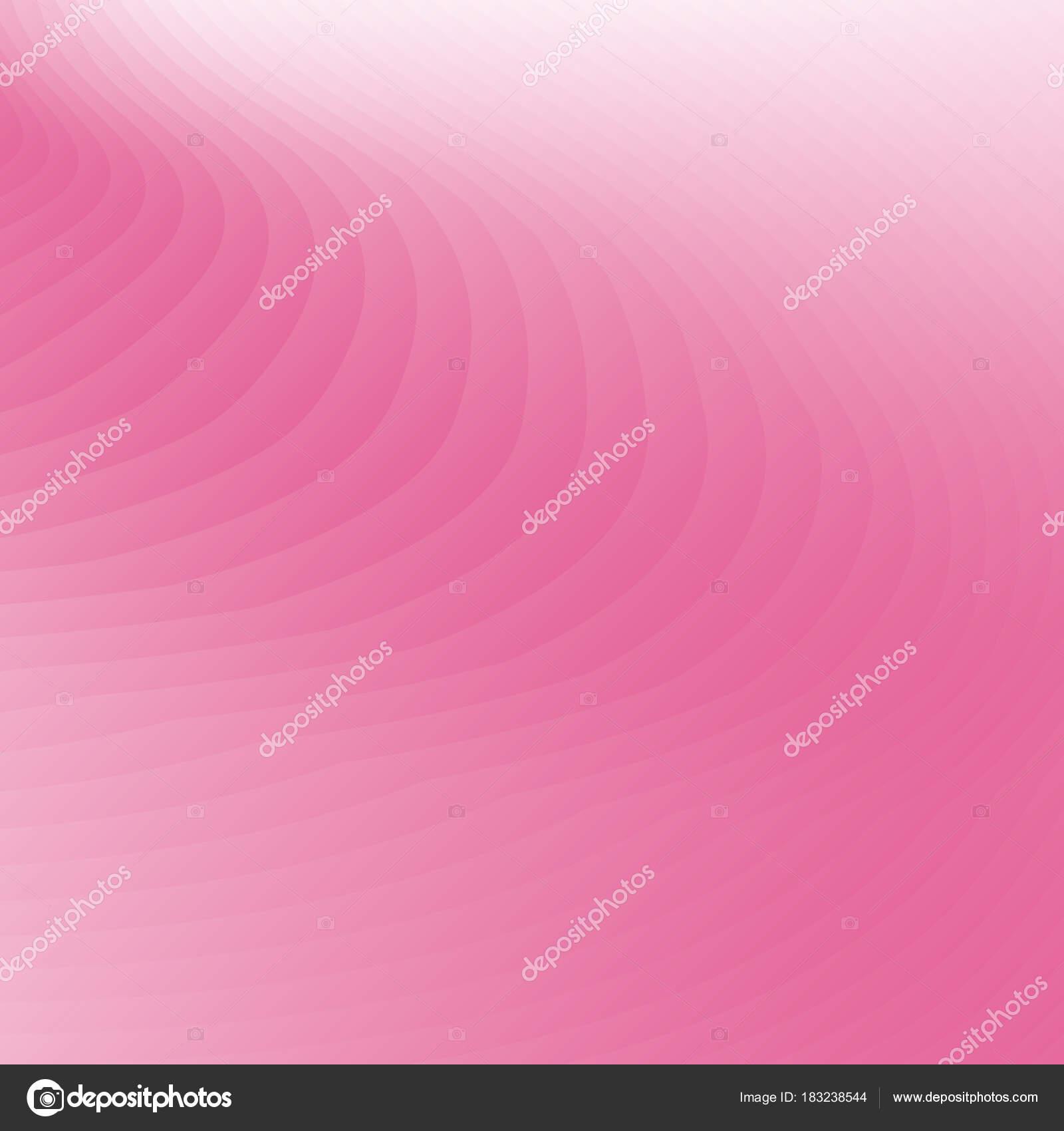 Abstracto color rosa curva de fondo de líneas. Cerrado r — Archivo ...
