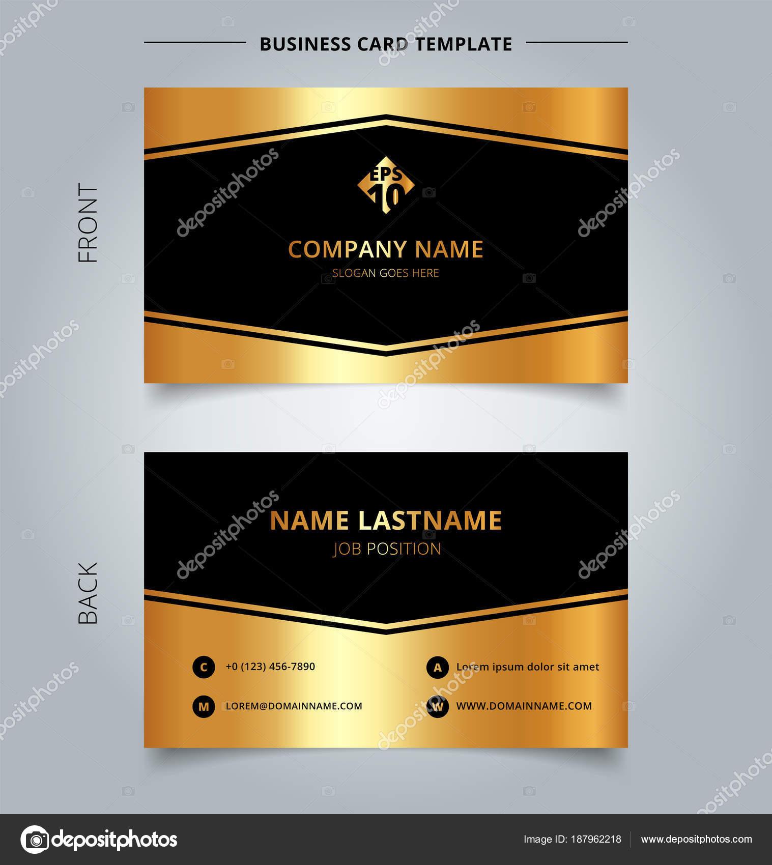 Kreative Visitenkarte Und Name Karte Vorlage Luxus