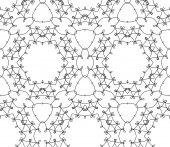 abstraktní vektorová geometrický vzor