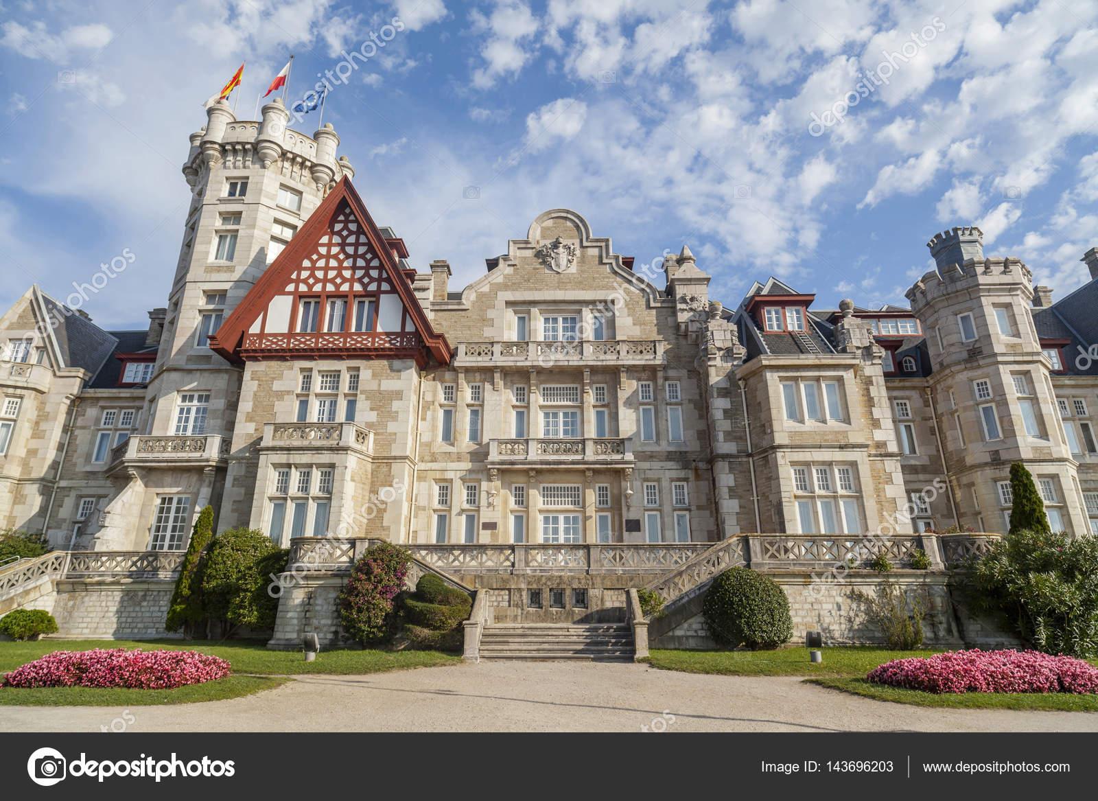royal palace real palacio de la magdalena santander cantabria