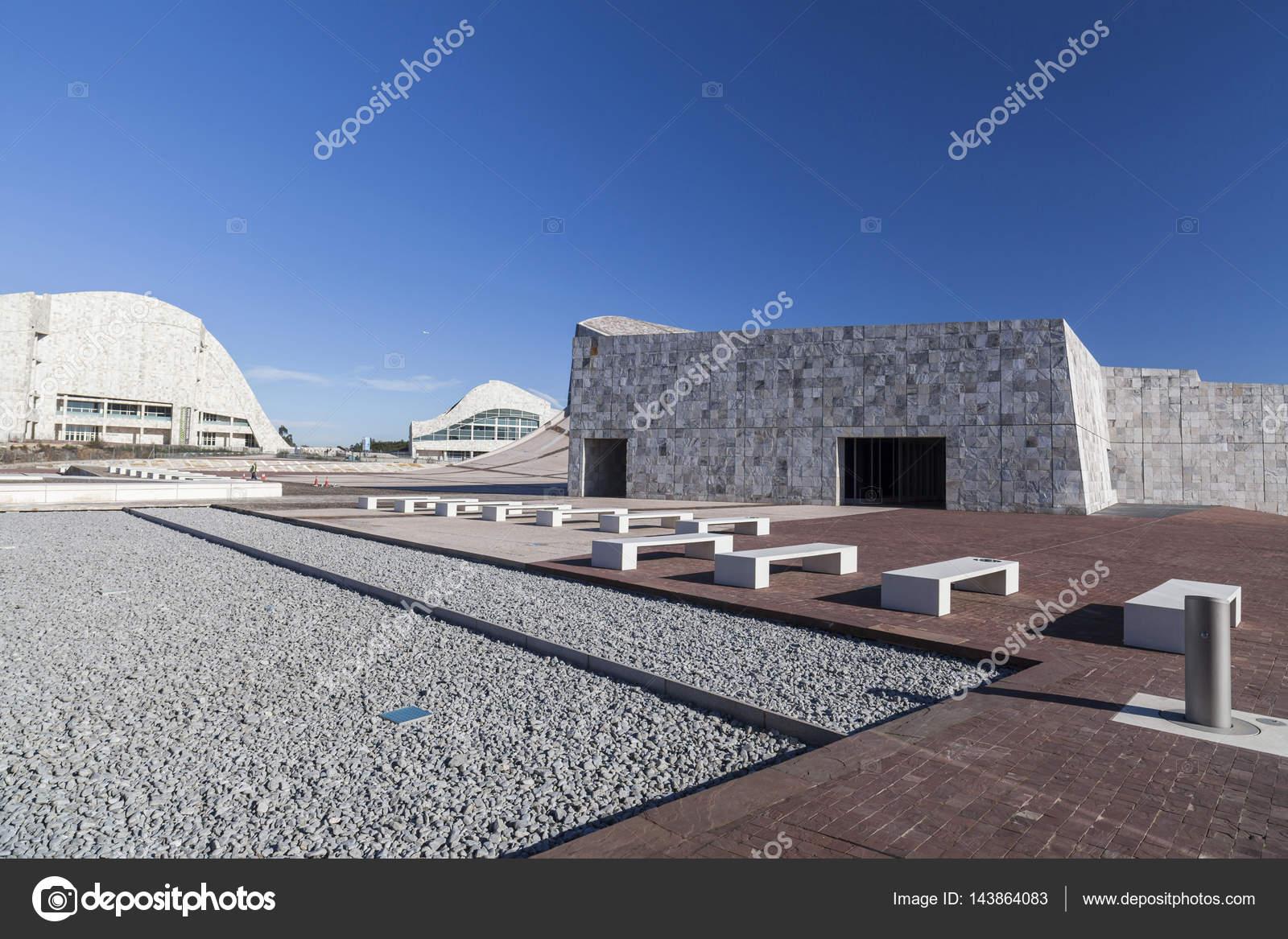 現代建築、ガリシア、Cidade da ...