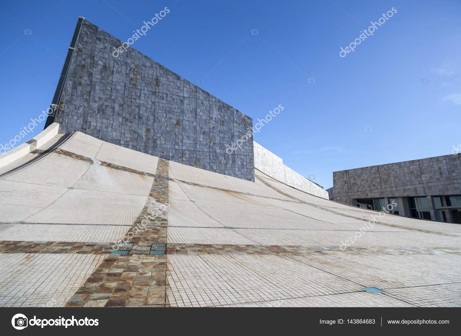 近代建築、シウダッド デ ラ文化...