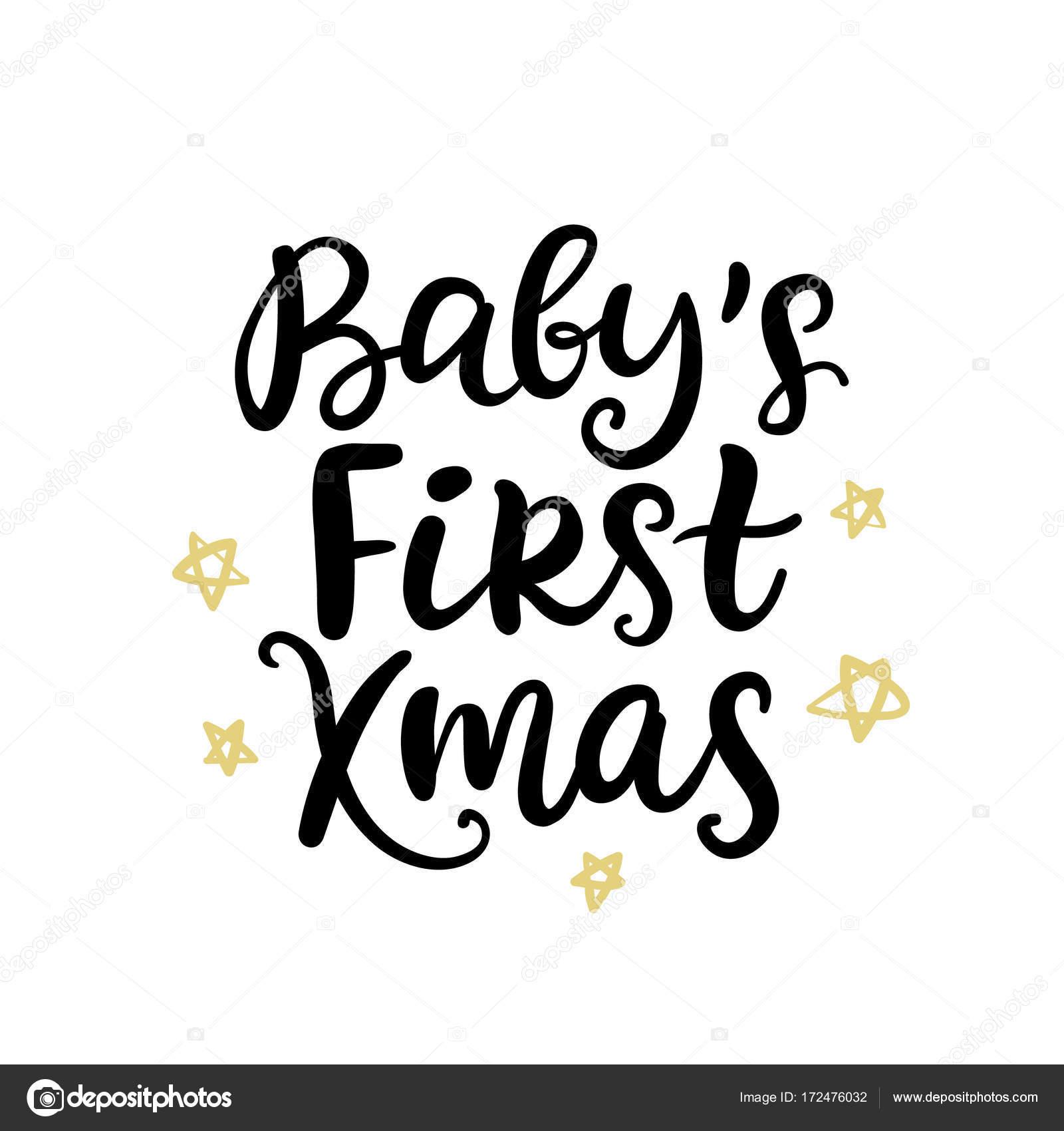 Frases Diseño Grafico Graciosas Tinta De Navidad A Mano