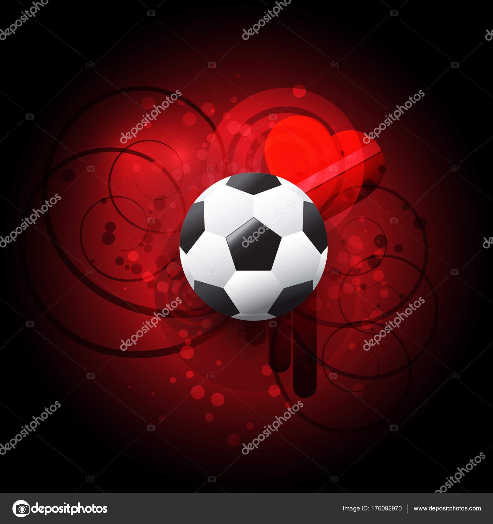 Анотація футбол червоний фон — Стокове фото — Гра © releon8211 ... 5910885286a34