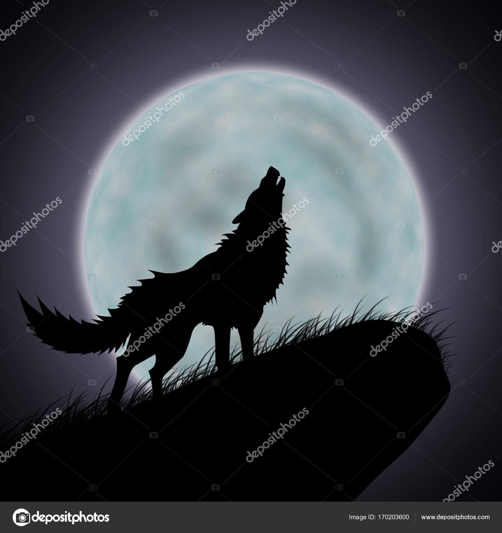 ᐈ Lobo Aullando Imágenes De Stock Fotos Lobos Descargar En