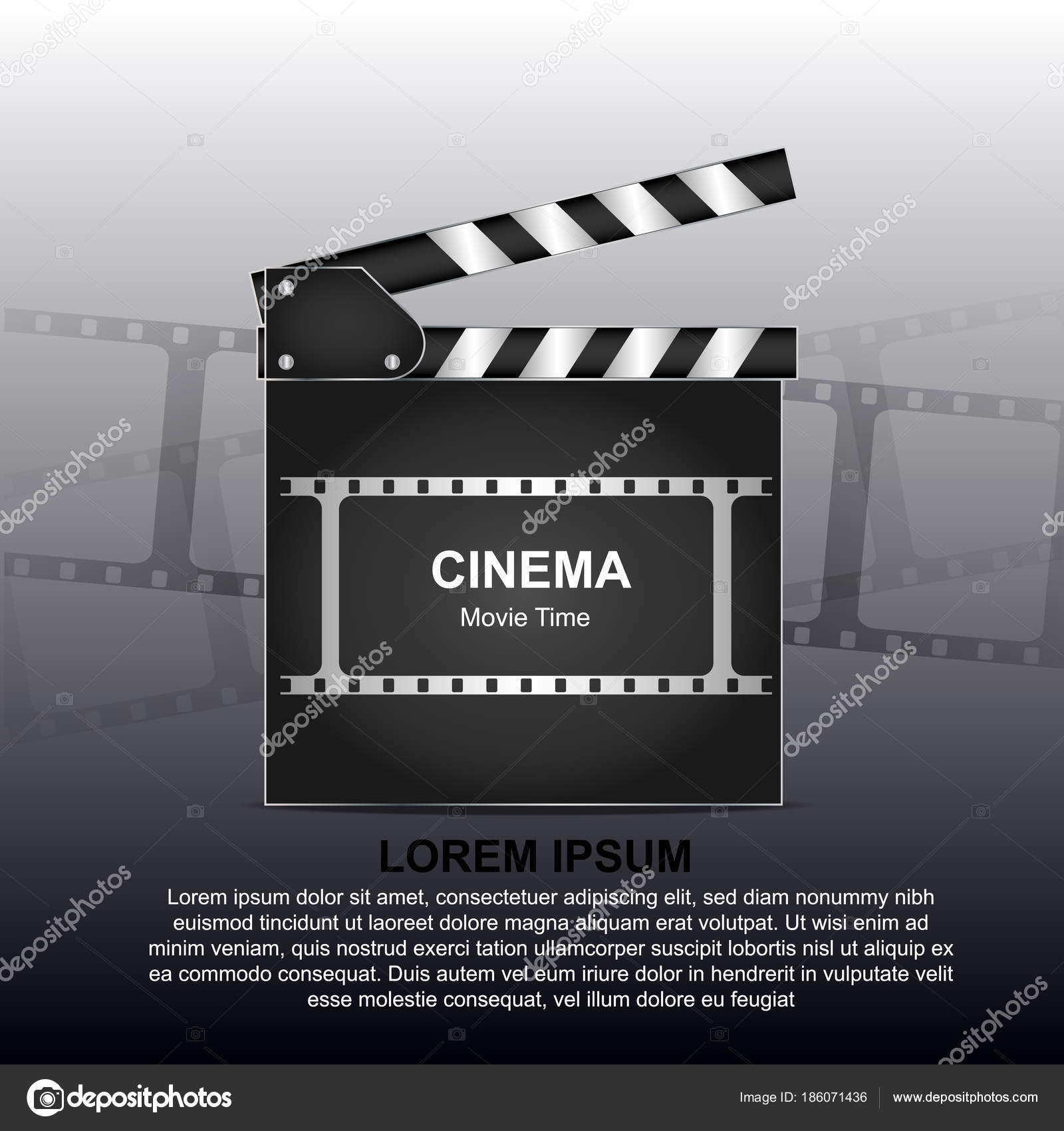 Background Movie Poster Hd Movie Poster Or Flyer Template