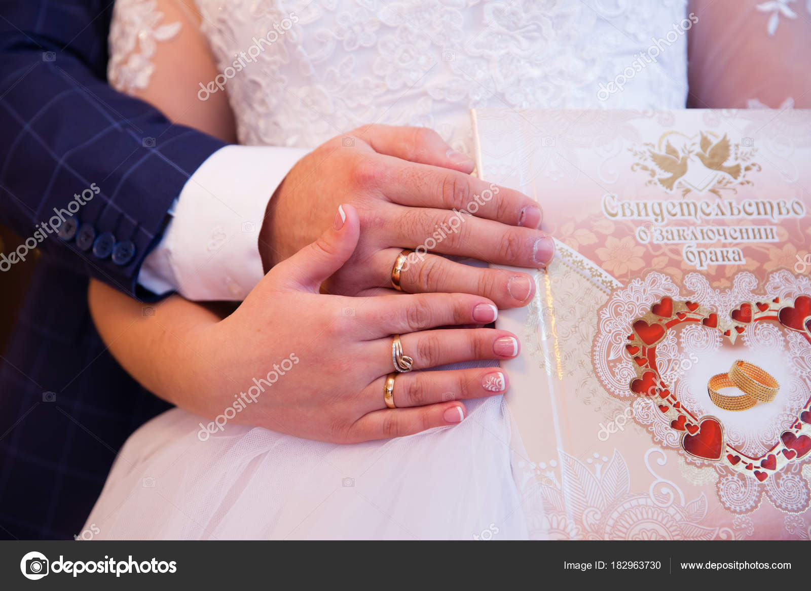 hands wedding rings images