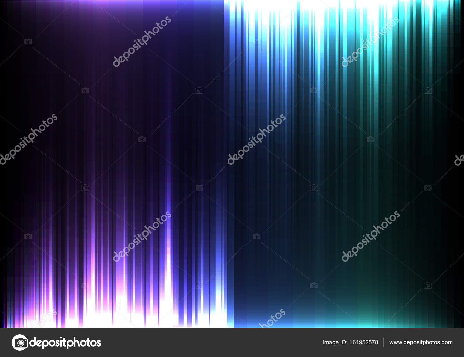 Light stream of purple and blue upside down abstract bar line light stream of purple and blue upside down digital line abstract background light bar opposite template technology stream layout vector illustration aloadofball Gallery