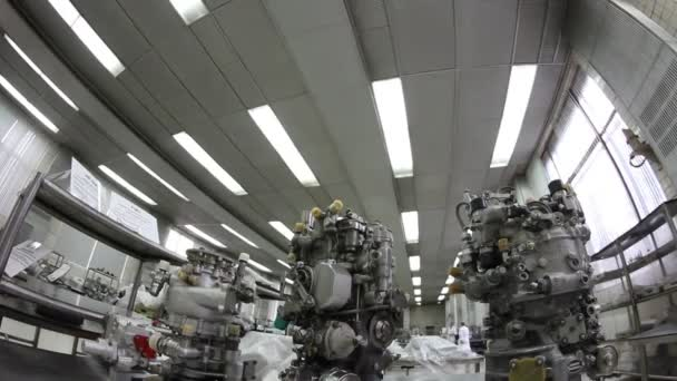 Engineers in Machine-Building factory