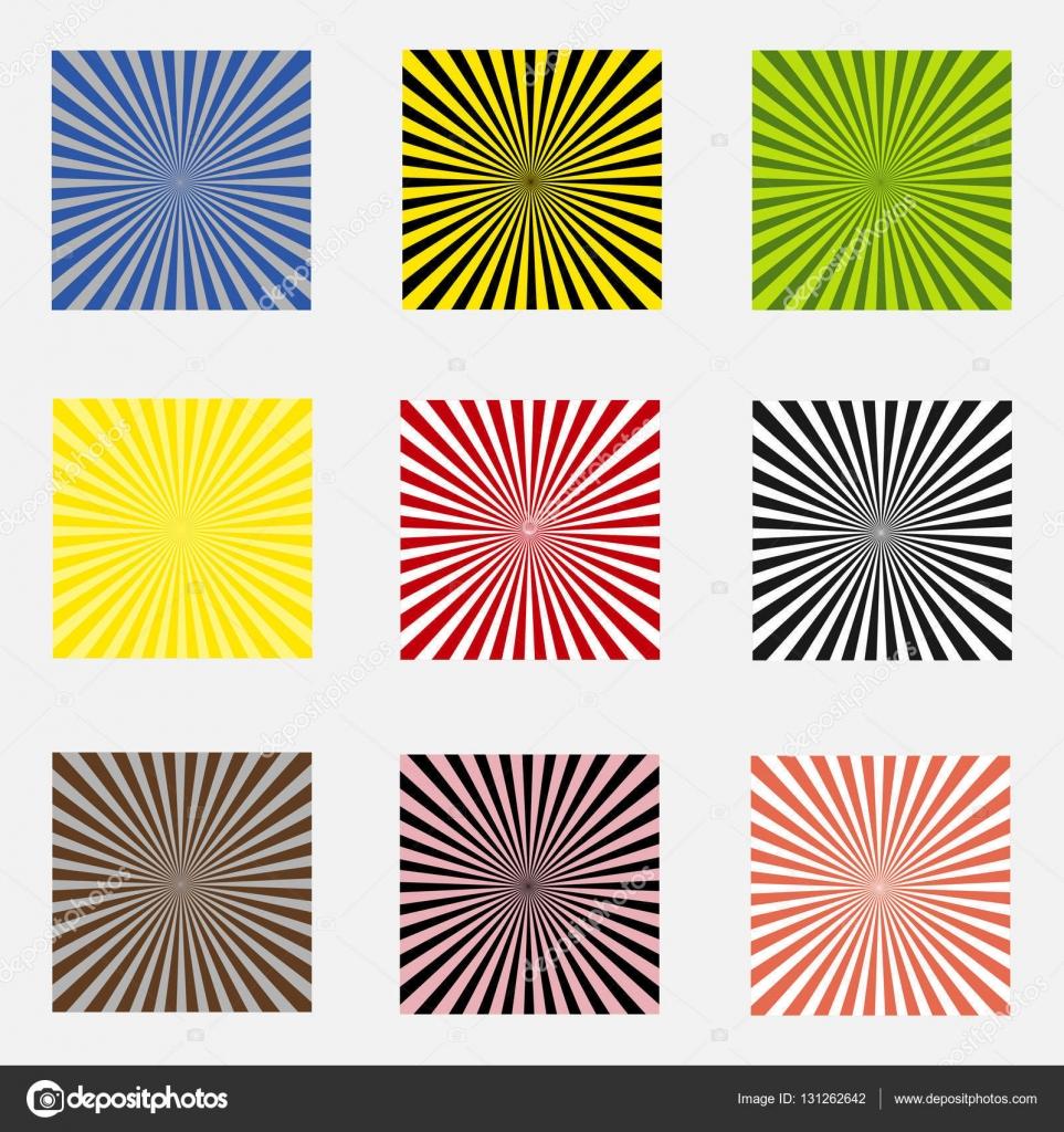 Imágenes Radiacion Para Colorear Los Rayos De Sol Los