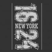 New York Sport  T- shirt Design