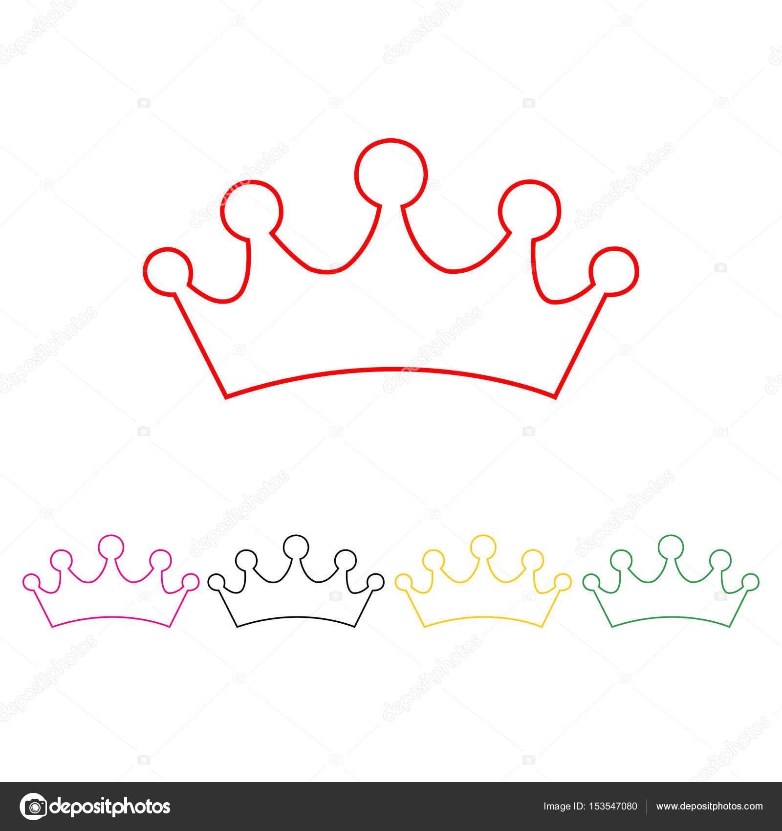 Imágenes Coronas De Princesa Conjunto De Coronas De Princesa