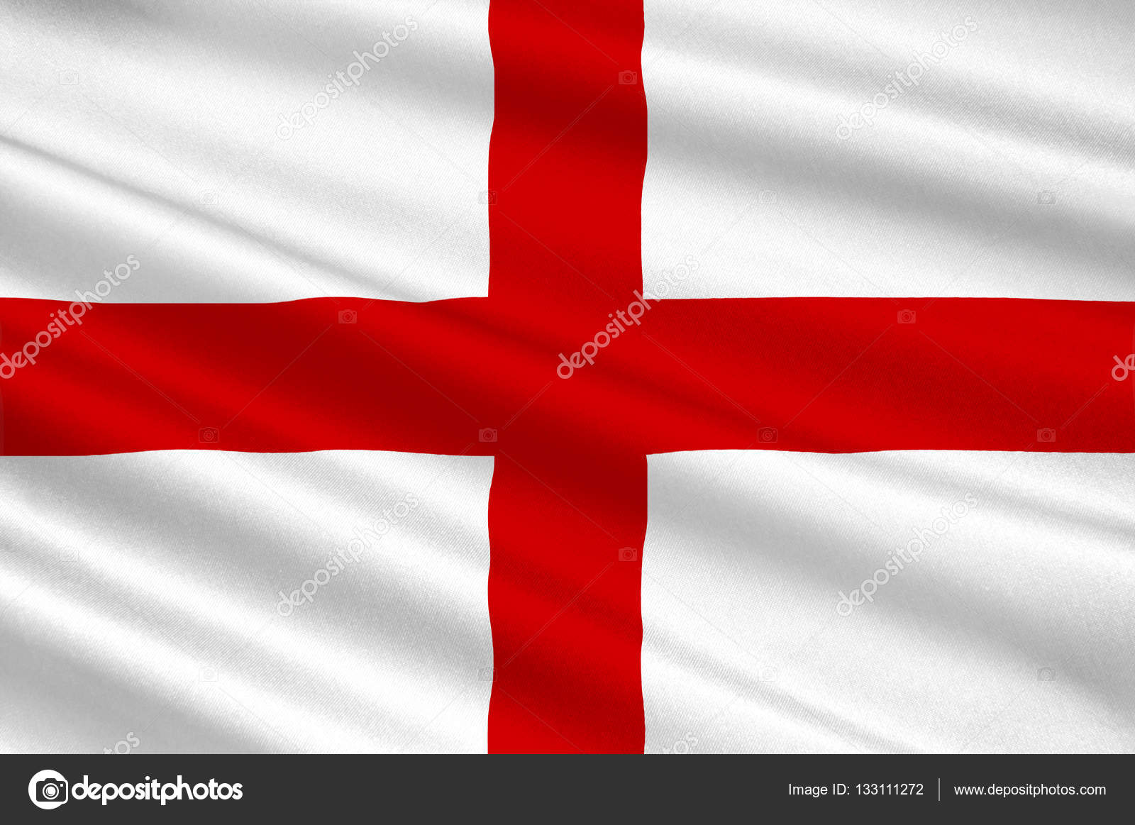 Flag Of Genoa Liguria Italy Stock Photo C Dique Bk Ru 133111272