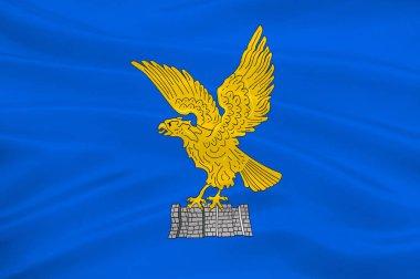 Flag of Friuli-Venezia Giulia, Italy
