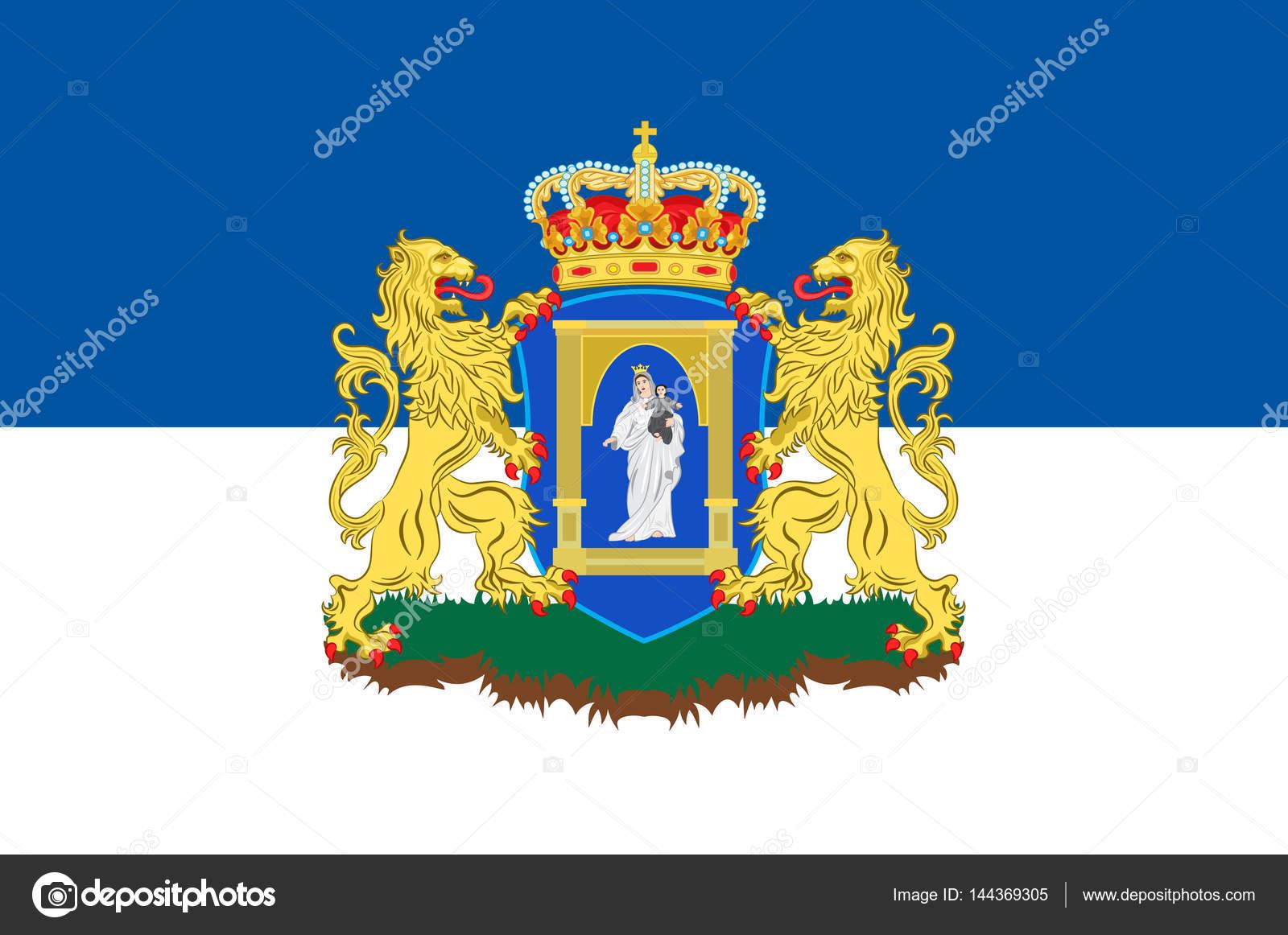 オランダのアッセンの旗 — スト...