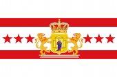 Vlajka města Nizozemska