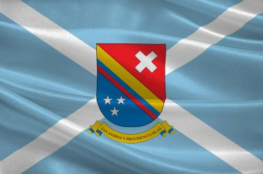 Flag of Archipelago of San Andres, Providencia and Santa Catalin