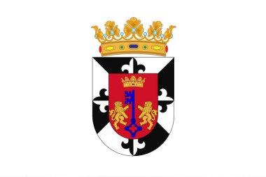 Flag of Santo Domingo in Dominican Republic