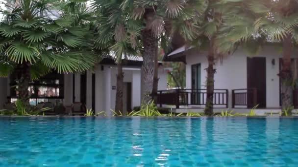 Wasser im Pool im Hotel