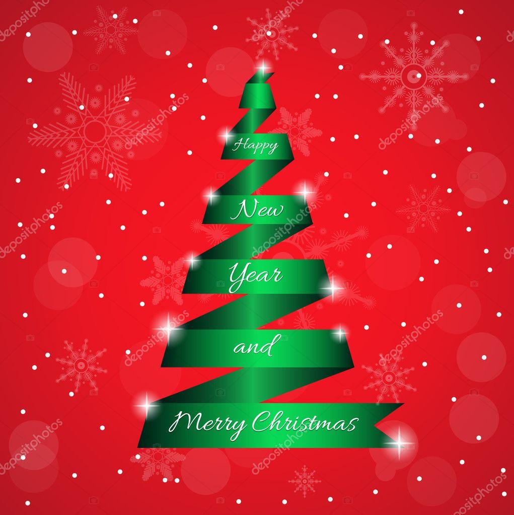 Imágenes Tarjetas Para Navidad Y Año Nuevo Feliz Año