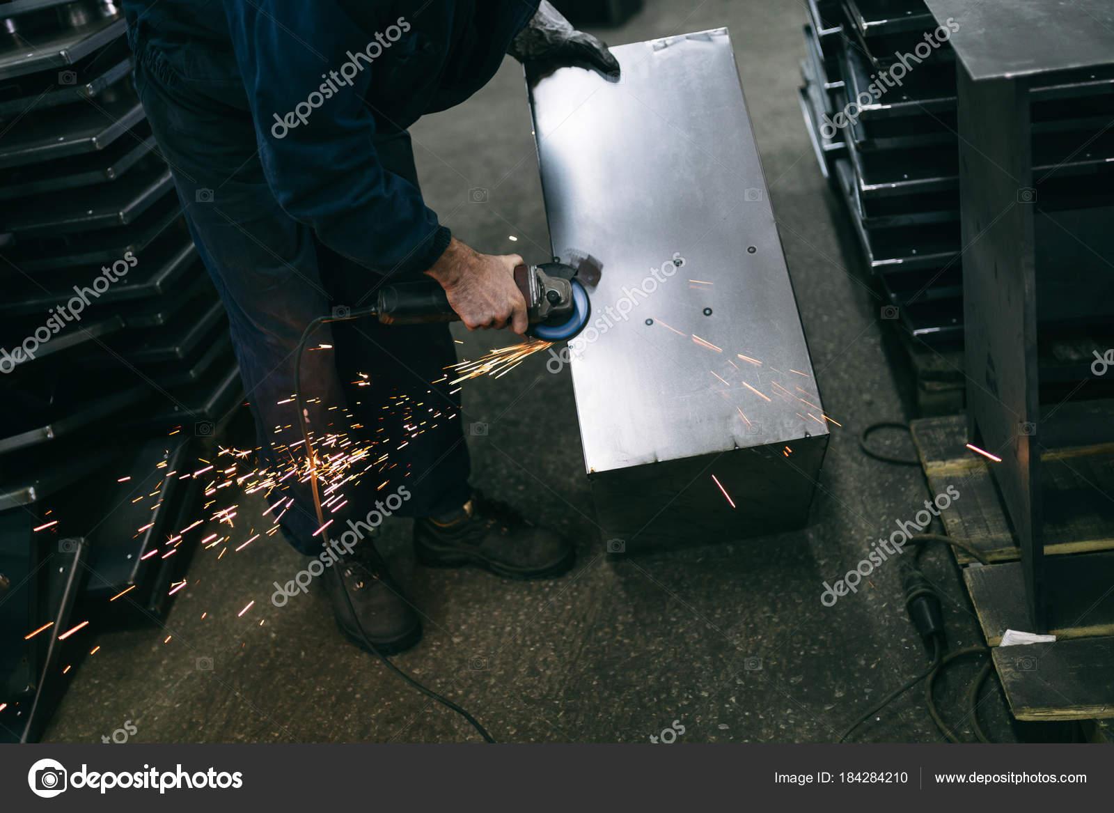 Ind Stria Metalurgia Pesada F Brica Para Produ O Fog Es Pelota