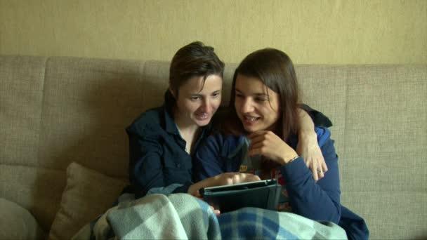 lesbische meisje video