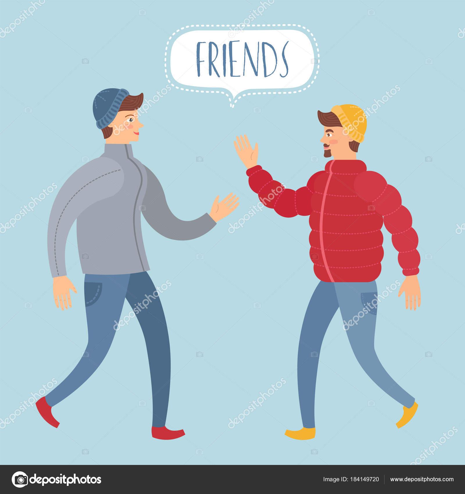 El encuentro de dos amigos [PUNIQRANDLINE-(au-dating-names.txt) 46