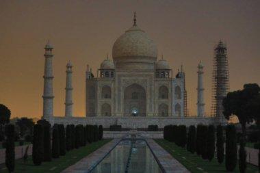 Moonlight Taj Mahal