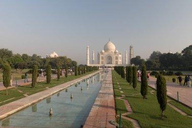 Gardens of Taj Mahal