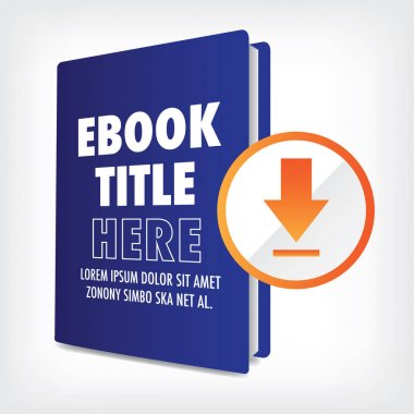 Download the Whitepaper or Ebook Graphic with Replaceable Title, Cover, and CTAs with Call to Action Buttons.