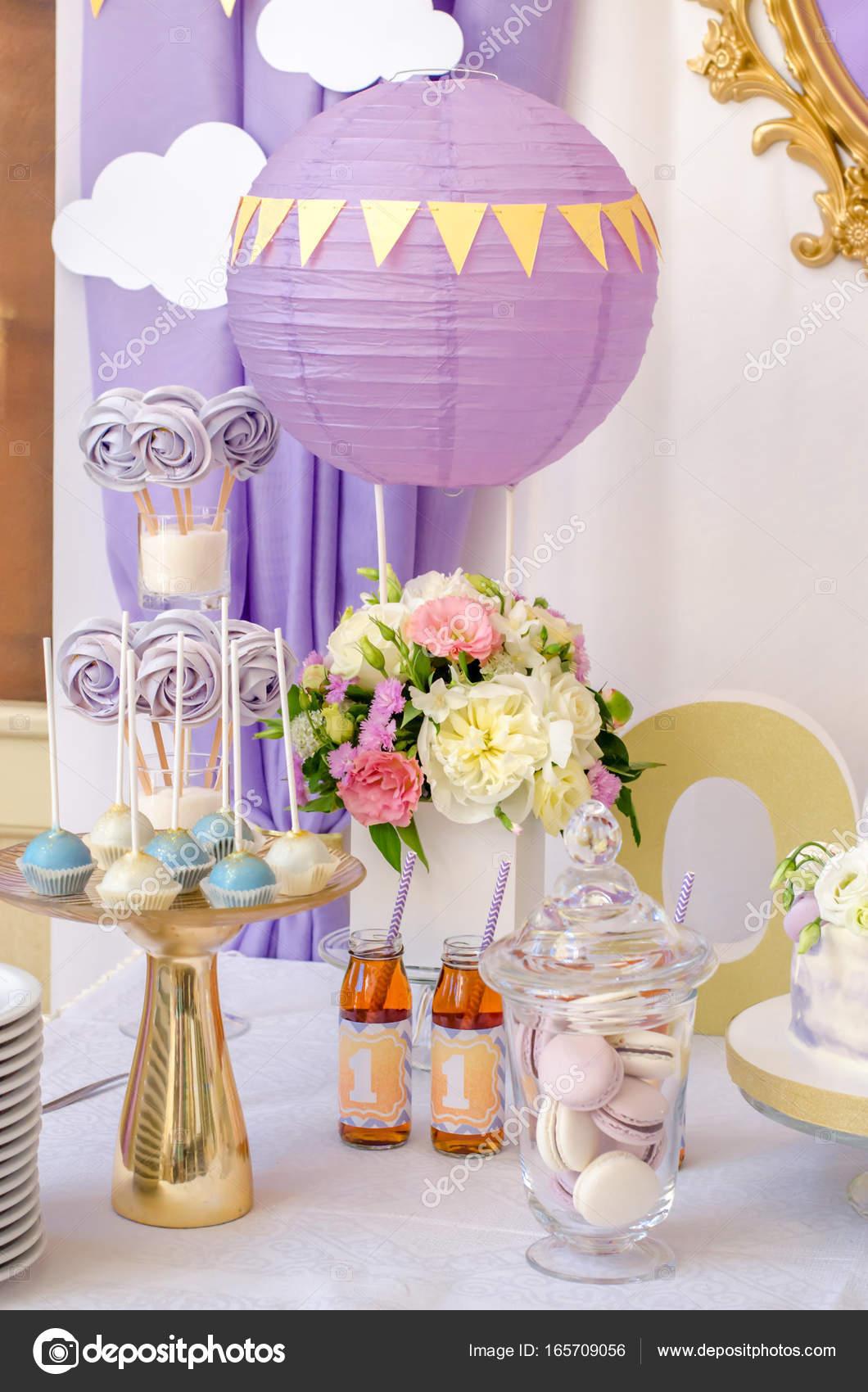 Interieur decoratie voor verjaardag van een kind for Decoratie verjaardag
