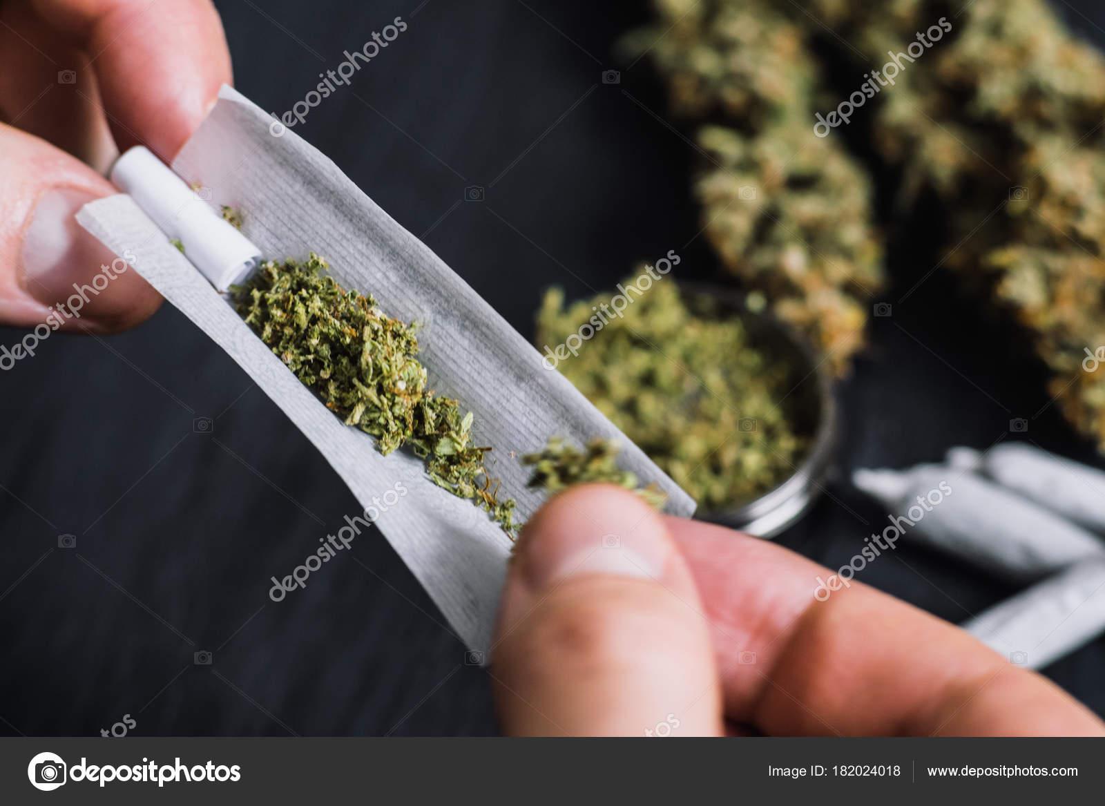 Как определить курит ли человек марихуану действующее вещество в конопле