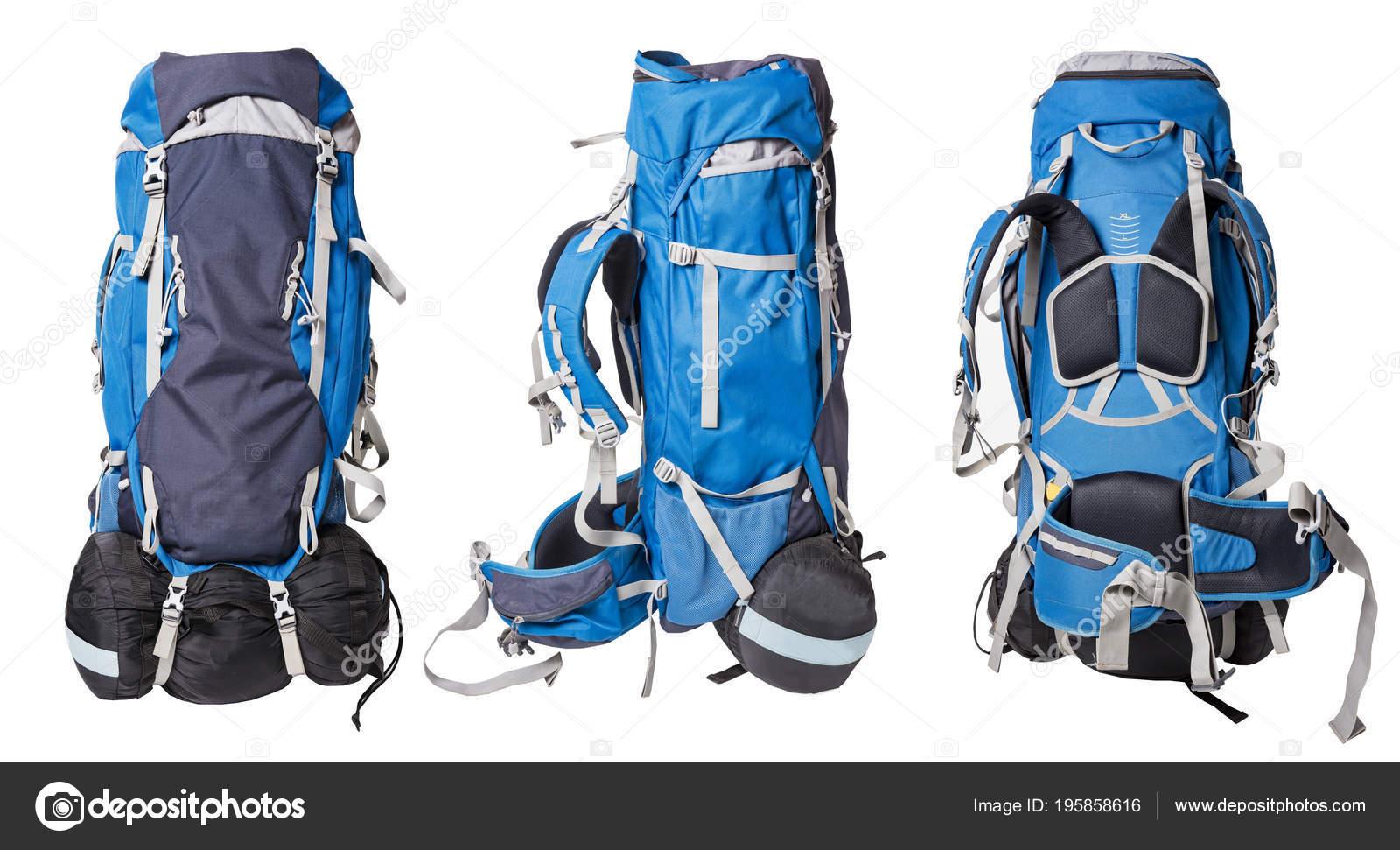 separation shoes 2fedc a0356 Diversi punti di vista blu zaino per escursionismo isolato ...