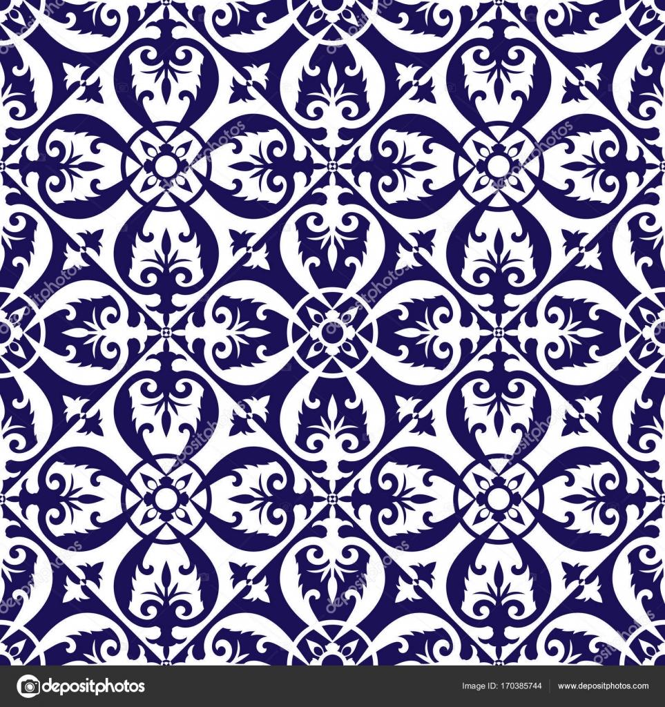Boden Fliesen Muster Vektor — Stockvektor © irinelle #170385744