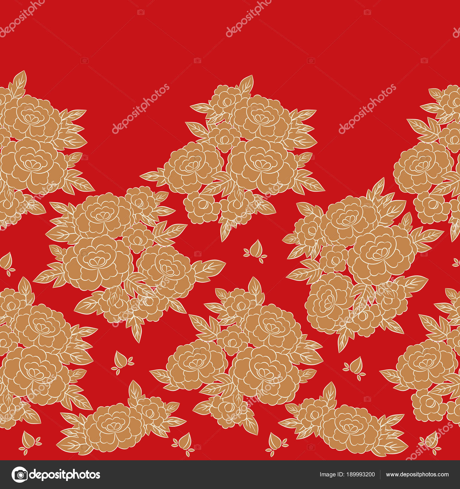 Have asian peony print seems excellent