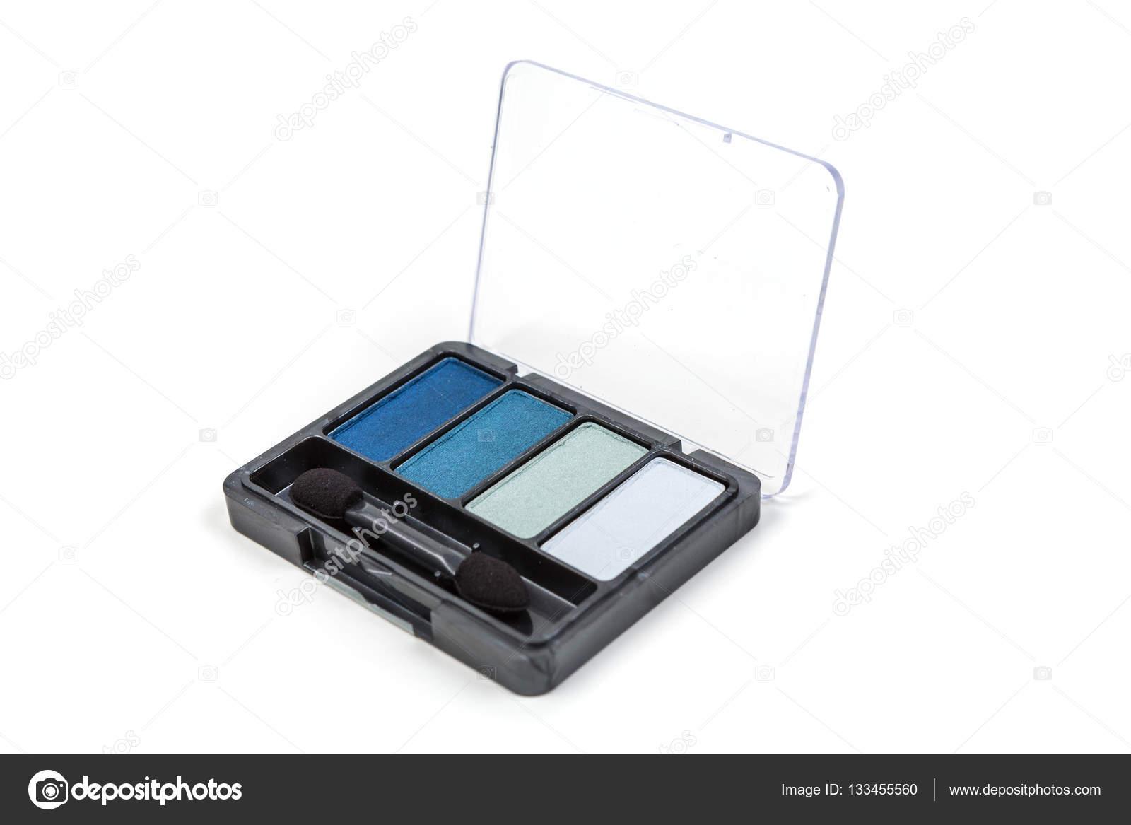 palette de fard paupi res bleu photographie ecummings00 133455560. Black Bedroom Furniture Sets. Home Design Ideas