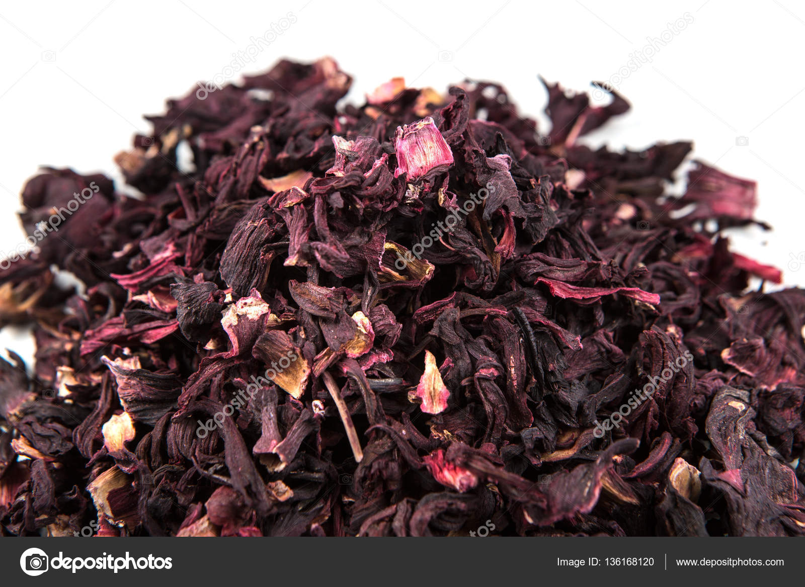 Dried hibiscus flower petals stock photo ecummings00 136168120 dried hibiscus flower petals stock photo izmirmasajfo Images