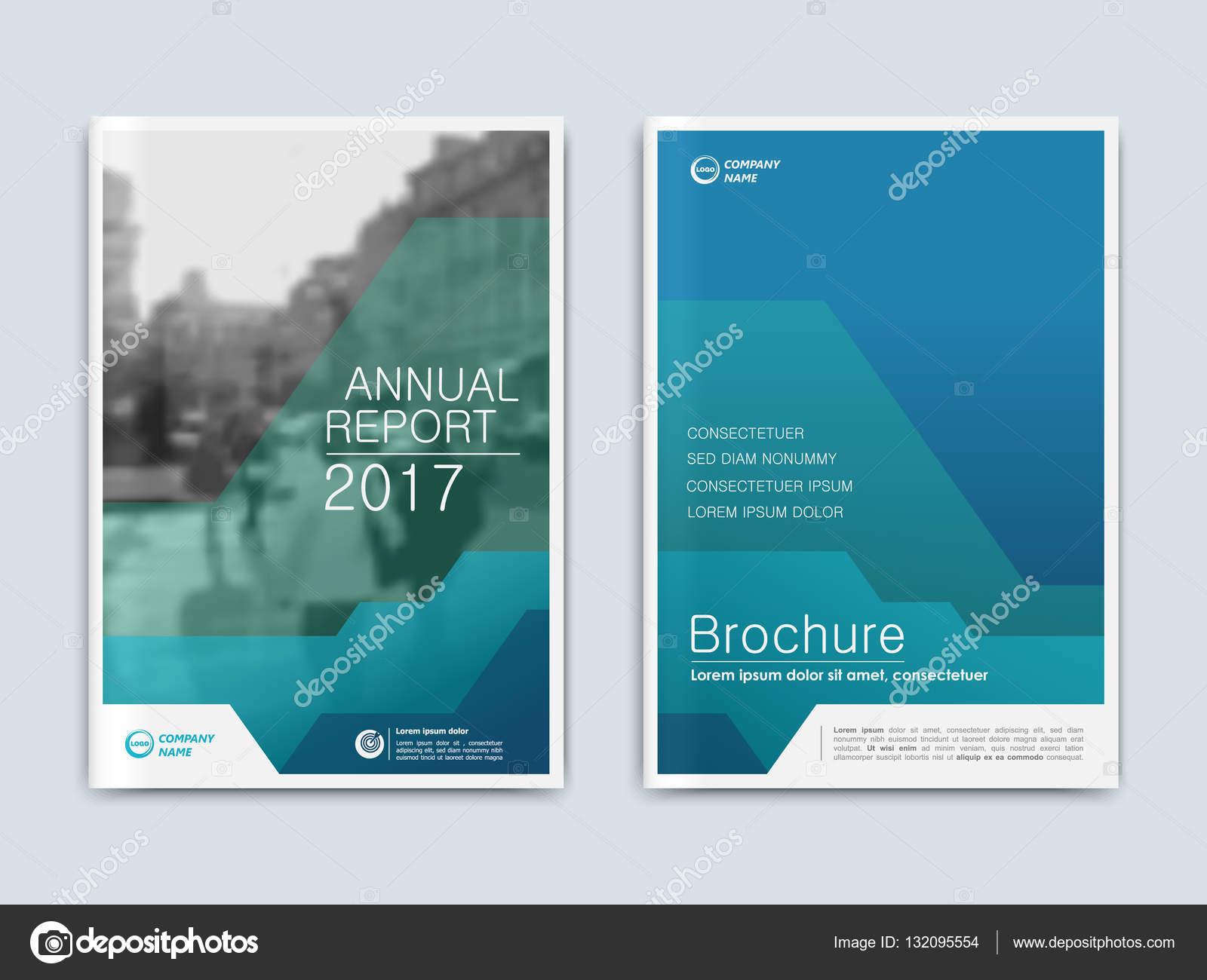 Cover Design Annnual Report Flyer Presentation Brochure