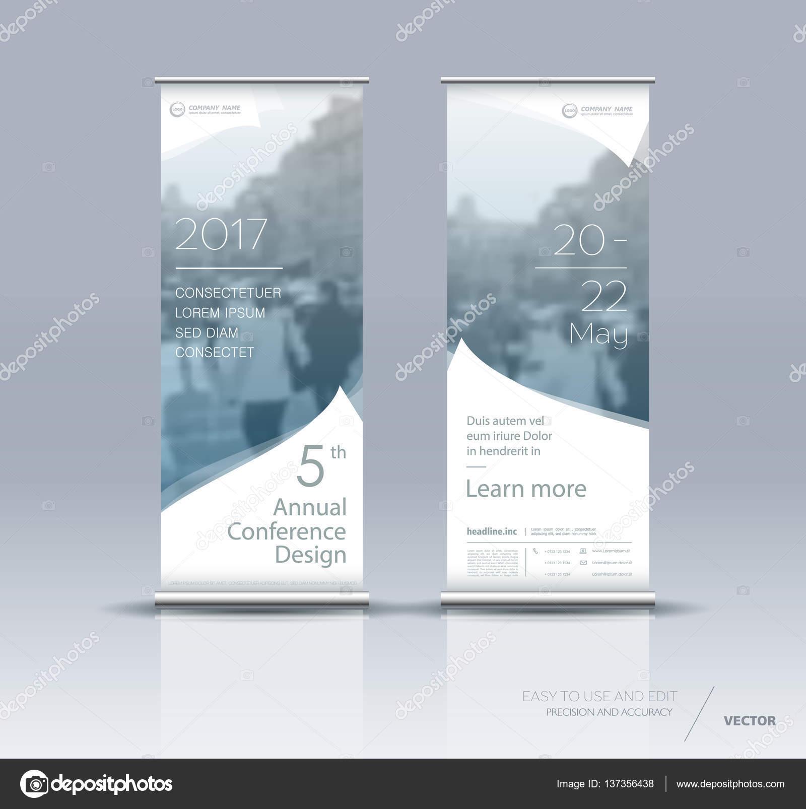 vertical banner template design stock vector vector s 137356438
