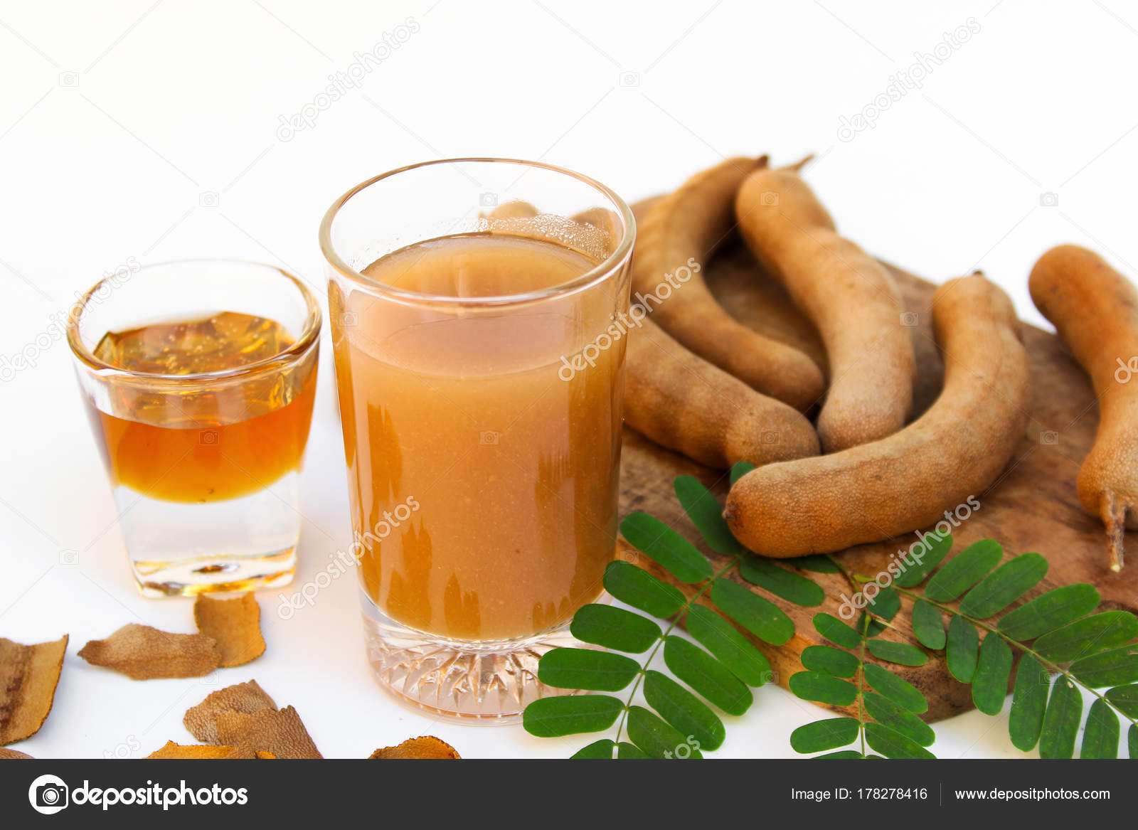 Tamarind fruit juice