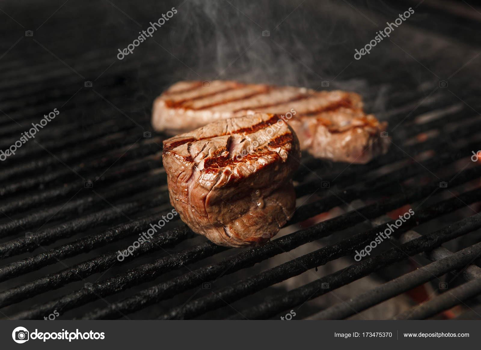 steak a kouření