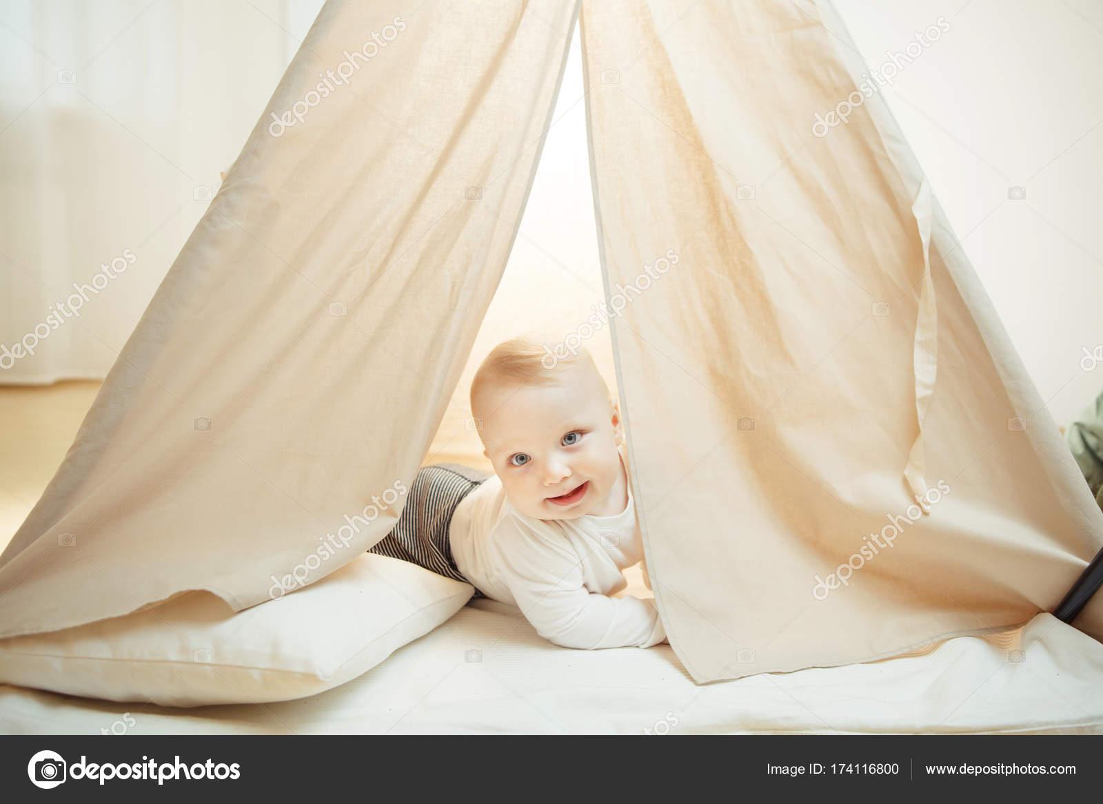 Tenda per bambini tutorial fai da te